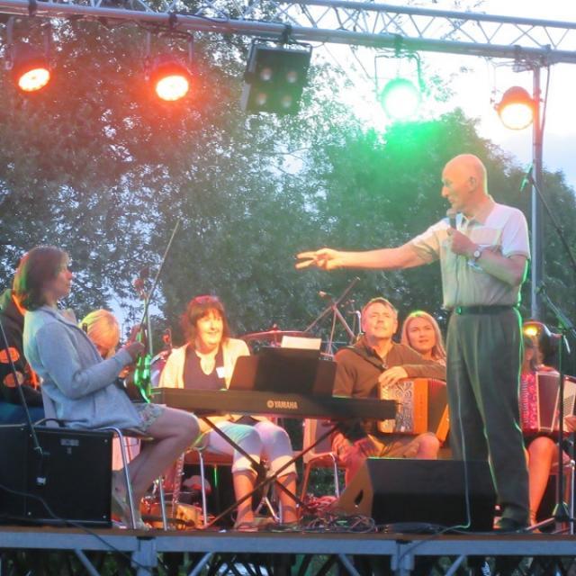 Bill et Musiciens Ros Comain
