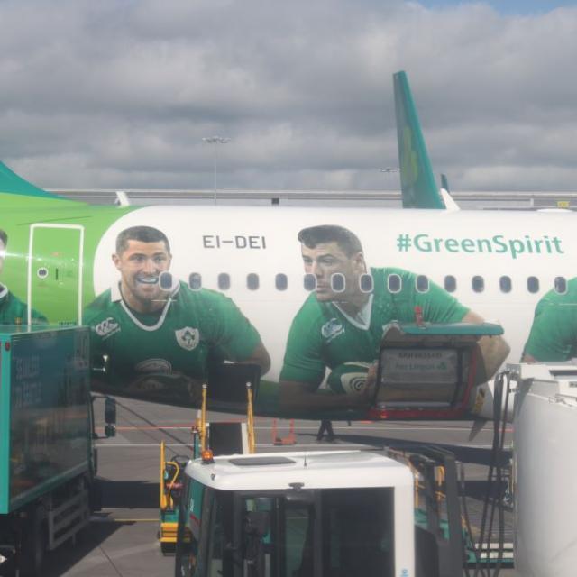 C.J.C Irlande 2019 087 Green Spirit DUBLIN 05 mai 19 RG