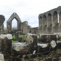 ROSCOMMON 005 Abbaye de Roscommon