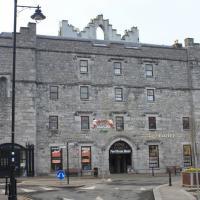 ROSCOMMON 008 Ancienne Prison de Roscommon aujourd'hui centre commercial