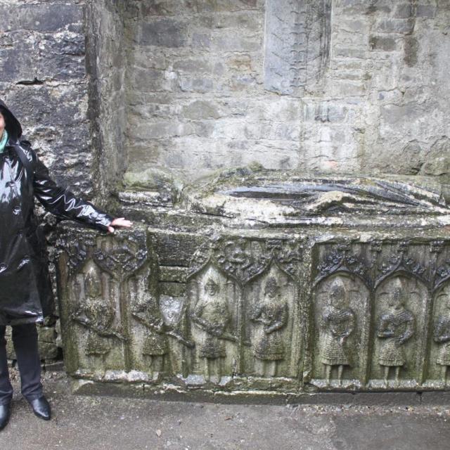 ROSCOMMON 26.03.16 022 Felim O'Conor roi du Connacht