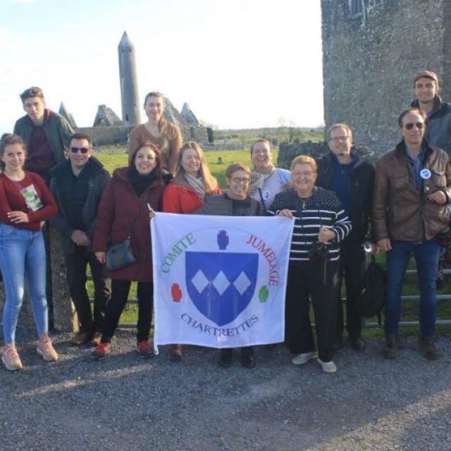 C j c irlande 2019 034 abbaye de kilmacduagh r